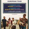 KAISER CHIEFS REGRESAN A MADRID Y BARCELONA EN FEBRERO DE 2020 5 FEBRERO 2020 LA RIVIERA MADRID 6FEBRERO2020 RAZZMATAZZ BARCELONA KAISER CHIEFS anuncian gira europea para presentar su nuevo álbum'DUCK' […]