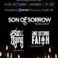 SON OF SORROW ESTE VIERNES EN BARRACUDAS Los jerezanos SON OF SORROW visitan por primera vez Madrid y lo harán presentando su primer y aclamado trabajo «Rulers of a Dying […]