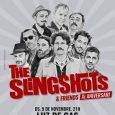 THE SLINGSHOTS celebran su X aniversario con un concierto especial en Barcelona The Slingshots & Friends Xè Aniversari de la banda 9 noviembre 2019, 21 h. Luz de Gas, Barcelona […]
