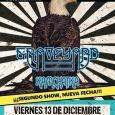 💥💥¡SEGUNDO CONCIERTO DE CLUTCH EN MADRID!💥💥. Tras agotar las entradas del concierto del 11 de diciembre con más de dos meses de antelación, el triple cartel formado porClutch+Graveyard+kamchatkaofrecerá un segundo […]