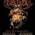 """Tras la exitosa gira de su disco """"Roots"""", los hermanosCavalera, leyenda viva del metal, vuelven a España para realizar dos fechas exclusivas en las que presentarán su espectáculo """"Return Beneath […]"""