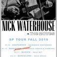 Nick Waterhouse inicia este jueves la gira de su cuarto disco El estadounidense Nick Waterhouse empieza este jueves 31 de octubre en Santander (Escenario Santander) el tour de su último […]