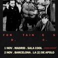 Fontaines D.C. agotan las entradas en Madrid  Fontaines D.C. han agotado ya las entradas para el concierto que ofrecerán en Madrid el 1 de noviembre (Sala Cool).Y al ritmo […]