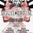 """Nos alegra poder anunciar otra gira Route Resurrection, en esta ocasión para 2020. Los alemanesEquilibriumpublicarán su nuevo disco """"Renegades"""" en agosto de este año y se embarcarán en una gira […]"""