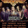BONFIRE + LEYENDA Madrid Sala Cool Stage 29/09/2019 Si hace dos semanas recibíamos en la capital a Mad Max ahora les tocaba el turno a sus compatriotas Bonfire, otros ilustres […]