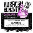 Huracán Romántica es el nuevo proyecto musical del vocalista de La Pulquería. Una banda de Rock Exótico con sonoridades británicas, latinas y circenses, según el capricho o la necesidad. Letras […]