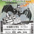 »El Sihiro Music Fest REGRESA tras una primera edición brutal apostando por un cartel dividido en DOS DÍAS de Metal, Humor Negro y MUCHO MÁS… Este año la organización compuesta […]