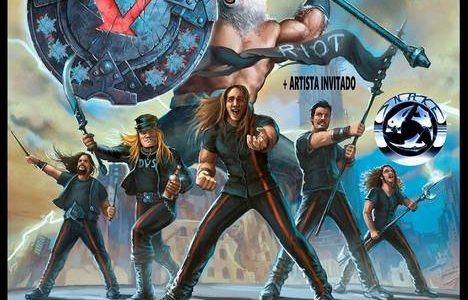 La legendaria banda americana RIOT rebautizada RIOT V después de la muerte de su carismático guitarrista y lider Mark Reale descargará su poderoso directo en la sala NAZCA de MADRID […]