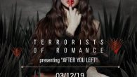 "ENTREVISTA A TERRORISTS OF ROMANCE Detrás de Terrorists Of Romance está Vanessa Salvi, compositora y vocalista del combo afincado en Barcelona, quien acaba de editar su debut discográfico ""After You Left"" y, […]"