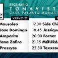 TOMAVISTAS DESVELA EL CARTEL DE SU ESCENARIO ENMONKEY WEEK Bandas como Texxcoco, Side Chick, Pressyes o Mausoleo serán los protagonistas del escenario Tomavistas en Monkey Week 2019 el próximo 22y […]