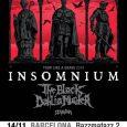 Ya están disponibles los horarios deInsomnium,The Black Dahlia MurderyStam1napara sus conciertos de esta semana en Barcelona, Bilbao y Madrid! 🔹Horario del concierto en Barcelona y Madrid: – Apertura de puertas: […]
