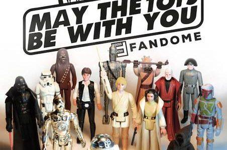 STAR WARS Spanish StuffyFANDOMEte traen MAY THE TOYS BE WITH YOU,el evento del año para los fans ycoleccionistas de la Saga Galáctica Estas navidades, Celebrando el fin de la saga […]