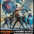 """RIOT V + S.N.A.K.E Sala Nazca Madrid 15.11.2019 A menudo nuestro país ha sido, y es según el caso, """"marginado"""" por algunos grupos cuyas giras como cabezas de cartel nos […]"""