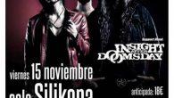 Lacrimas Profundere + Insight After Doomsday Madrid: Sala Silikona 15/11/2019 Por Alberto García-Teresa Una buena banda en directo no es solo aquella que ofrece una gran descarga cuando tiene las […]