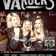"""VA Rocks en Mayo en España con nuevoálbum VA Rocks en Mayo por España Nuevo álbum """"I Love VA Rocks"""" Desde Suecia nos llega de nuevoVA Rocks, la maravillosa banda […]"""