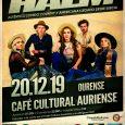La mejor música de raíces americanas llega a Ourense desde el norte de Europa con la visita de los suecos HALM Halm es una banda de country / americana de […]