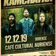 Los suecos KAMCHATKA aprovechan el día de descansoen su gira con Clutch y Graveyard, para visitar Ourense Kamchatka es un poderoso trio de Suecia que se influenció en gran parte […]