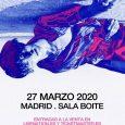 EL ARTISTAESTADOUNIDENSE GREYSON CHANCE ACTUARÁ EN MADRID EN MARZO 27MARZO2020 SALA BOITE MADRID El joven artistaestadounidense, Greyson Chance,actuará por primera vez en nuestro país, será el 27 de marzo en […]