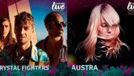 Crystal Fighters y Austra, en mayo en el Mallorca Live Festival  Los británicos Crystal Fighters, ejerciendo de cabezas de cartel, y los canadienses Austra actuarán el próximo mes de […]