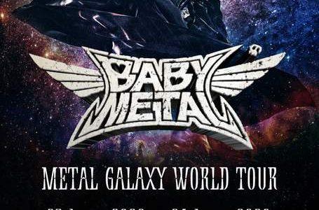 Nos alegra poder anunciar una de las giras más esperadas de los últimos años. Uno de los fenómenos musicales más importantes de los últimos tiempos en el mundo del metal […]