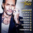 """MARC ANTHONY EN CONCIERTO PRESENTANDO """"OPUS TOUR"""" EN OCHO CIUDADES ESPAÑOLAS DURANTE JUNIO DE 2020 Marc Anthony, el artista de salsa que más discos ha vendido a nivel mundial, actuará […]"""