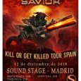 Iron Savior en Madrid y Barcelona enDiciembre Iron Savior visitará Madrid y Barcelona los próximos 13 y 15 de Diciembre Los alemanesIron Saviorvisitarán Madrid y Barcelona con motivo de la […]