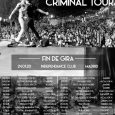 The Royal Flash, celebran el fin de  «Criminal Tour», el 24 de enero en el Independance, Madrid. Todavia estamos asimilando el 2019 que está viviendo The Royal Flash, después de telonear a […]