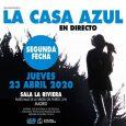 La Casa Azul anuncia segunda fecha en La Riviera, después del sold out rotundo del concierto del 24de abril La Casa Azul está que se sale. Tras haber eclipsado a […]