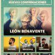 Cooltural Fest suma doce nuevos nombres de una tacada para su tercera edición León Benavente, que abarrotó el Auditorio Maestro Padilla, Rayden o Antílopez, entre las espectaculares nuevas incorporaciones Hace […]