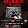 ⚡️⚡️BAD RELIGION 40 YEARS!!⚡️⚡️ La banda sueca de Skate Punk formada en 1992Millencolinregresan con un nuevo trabajo que claramente les reafirma como una institución del Punk Rock. Tras el anterior […]