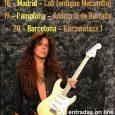 YNGWIE MALMSTEEN en Madrid – LAB El guitarrista sueco Yngwie Malmsteen volverá de gira a nuestro país a mediados de septiembre de este recién estrenado año. Seguirá presentando en vivo […]