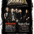 La legendaria banda germana de Heavy Metal, AXXIS, natal de Ruhrgebiet, celebra sus 30 años de vida con una gira conmemorativa especial que hará parada en España, con 3 fechas […]