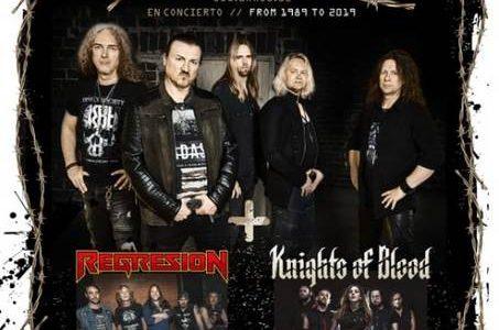 La banda alemana de hard rock celebra sus 30 años en los escenarios con una gira en la que tocarán temas publicados entre los años 1989 y 1997. Además, acaban […]