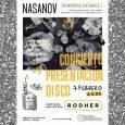 Os recordamosque este viernes 7 de febrero, el grupo de indie-rock, Nasanov, presentan su álbum en el Café La Palma de Madrid a las 21 horas. HORARIO: 21.30 – 22.45 […]