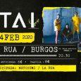 Kitai, la banda que consiguió batir el record Guinness tocando 24 horas sin parar desde la Sala El Sol de Madrid en 2018, actuarán en Burgos dentro de la gira […]