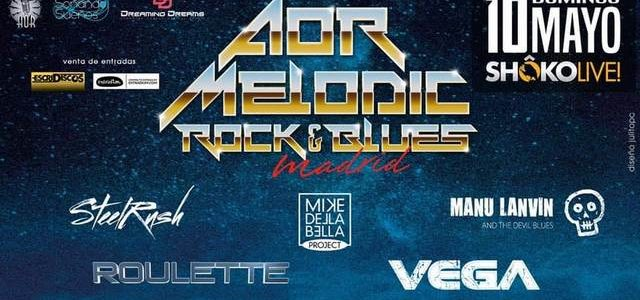 BOOM Ha vuelta pasar!!! Dos prestigiosas promotoras especializadas en Rock melódico y blues-rock han dado en el clavo con un cartel de absoluto lujo. Las noches madrileñas no han vuelto […]
