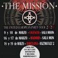 Se acercan las fechas deThe Missionde gira por España!! 3 son las ciudades elegidas: diferente repertorio cada dia. Una banda que se mantiene en plena forma ENTRADAS EN MUTICK➡bit.ly/The-mission 📆9-10 […]