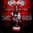 Ghostemane, el domingo y el lunes en Madrid y Barcelona El rapero estadounidense Ghostemane actuará este domingo 1 de marzo en Madrid (La Riviera) y el lunes 2 en Barcelona […]