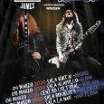 Tremenda producción os presentamos en exclusiva en toda Europa! de la mano de nuestros compañeros de Etin Producciones Somos muy fans de la nueva generación de guitarristas nacidos en los […]