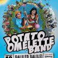 Potato Omelette Band presentan su nuevo single «Somos Más» – sala Galileo Galilei 18 de febrero- El próximo martes 18 de febrero disfruta en exclusiva de su nuevo álbum en […]