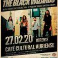 El mejor psych y stoner europeo visita Ourense de la mano de los portugueses THE BLACK WIZARDS El mejor blues rock psicodélico de Europa se da cita en el Café […]