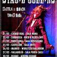 """Stacie Collins presenta """"Damn Girl!"""" Damn Girl!será el próximo disco de estudio de la vocalista norteamericanaStacie Collins, el sexto de su carrera y que verá la luz el próximo 20 […]"""