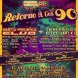 Fiesta benéfica «Retorno a los 90's»  VIERNES 6 DE MARZO SALA ALIVE Calle de San Felipe Neri, 4, 28013 Madrid CONCIERTO: 21.00 HRS. / SESIÓN: 23.30 – 06.00 HRS. […]