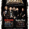 AXXIS + REGRESION + KNIGHTS OF BLOOD Madrid Sala Copérnico 27/02/2020 He visto a Axxis en muchas ocasiones desde que en el año 2000 pisaron nuestro país por primera vez […]